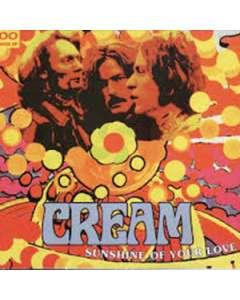 Sunshine Of Your Love - Cream - Drum Sheet Music