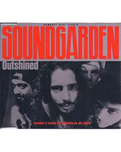 Outshined - Soundgarden - Drum Sheet Music