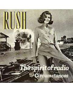 The Spirit Of Radio - Rush - Drum Sheet Music