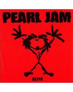 Alive - Pearl Jam - Drum Sheet Music