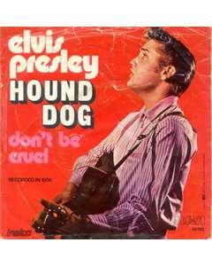 Hound Dog - Elvis Presley - Drum Sheet Music