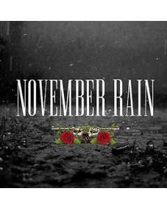 November Rain - Guns n' Roses - Drum Sheet Music