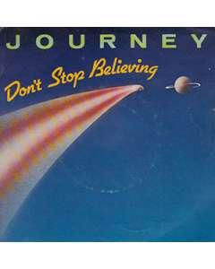 Don't Stop Believin' - Journey - Drum Sheet Music