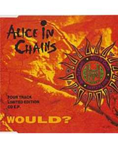 Would? - Alice In Chains - Drum Sheet Music