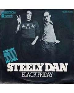 Black Friday - Steely Dan - Drum Sheet Music