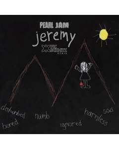Jeremy - Pearl Jam - Drum Sheet Music