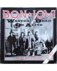 Wanted Dead Or Alive - Bon Jovi - Drum Sheet Music